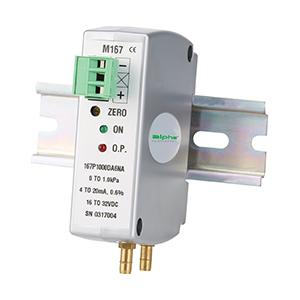 negative pressure transducer