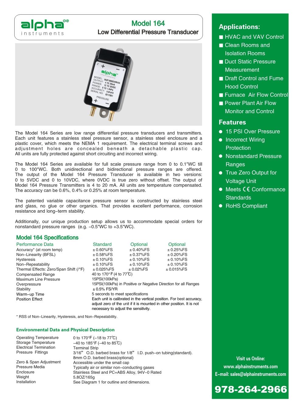 pressure sensor material