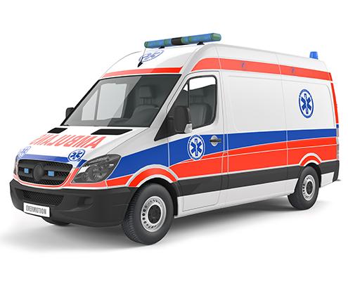 ambulance stress